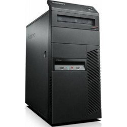 Lenovo ThinkCentre M81p Intel® Core™ i7-2600 3.4GHz 8GB 500GB DVD-RW