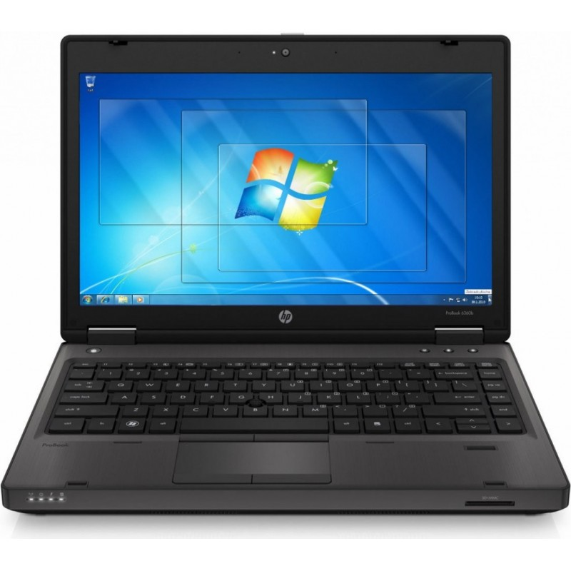 HP 6460b Intel(R) Core(TM) i5 2520M 4GB 320GB DVD-RW 14.1 inch