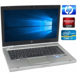 HP Gaming 8560p Intel® Core™ i7 2620M 4GB 128GB SSD Radeon HD 6470M DVD-RW 15.6 inch