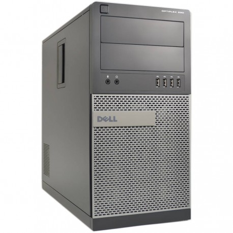 Dell OptiPlex™ 990 Intel® Core™ i7-2600 3.4GHz 8GB 256GB SSD DVD-RW