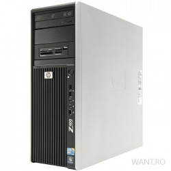 Workstation HP Z400 Intel® Xeon® W3520 8GB 500GB video DVD-RW