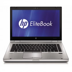 HP 8560p Intel Core I7 2620M 4GB 128GB SSD DVD-RW 15.6 inch