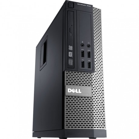 Dell OptiPlex™ 990 Intel® Core™ i7-3770 3.4GHz 8GB 320GB ATI RADEON HD7470 DVD-RW