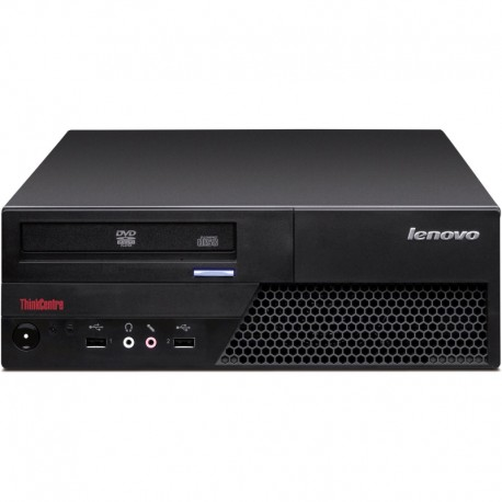 LENOVO M58 Intel Core2Duo E7400 2GB 250GB DVD-RW