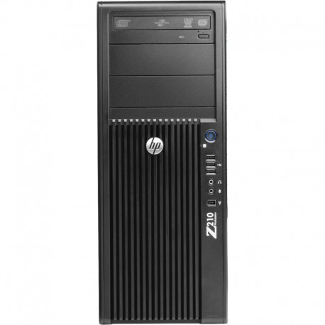 Staţie grafică HP Z210 Intel® Xeon® Processor E3-1270 (8M Cache, 3.40 GHz) 16GB 250GB DVD-RW