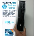 HP Compaq 8200 Elite Ultra-slim PC Intel® Core™ i5-2400S (6M Cache, up to 3.30 GHz) 4GB 320GB DVD-RW